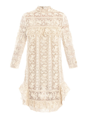 Isabel Marant Inny Guipure Lace Dress