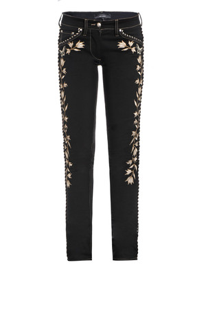 Isabel Marant Matthew Embroidered Jeans