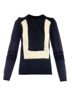 Toga Pulla Colour Block Sweater