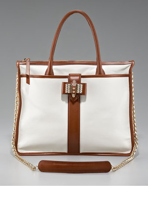 Christian Louboutin Sweet Charity Tote