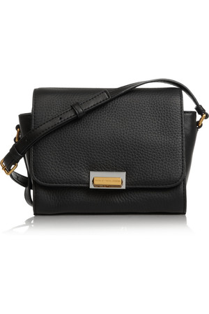 Marc By Marc Jacobs In The Grain Jessica Textured Leather Shoulder Bag Intl Shipping from Net A Porter Intl