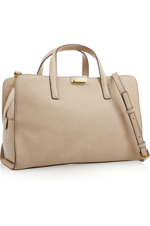 Marc By Marc Jacobs In The Grain Textured Leather Tote Intl Shipping from Net A Porter Intl