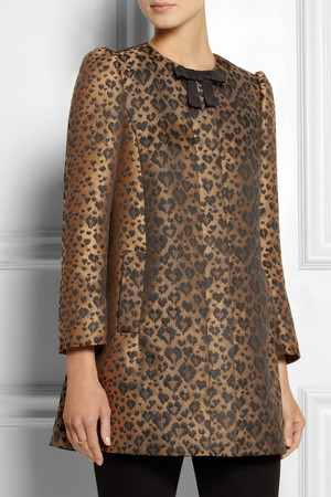 cca789be30be Top 20 Leopard Print Coats for Winter 2014 - faux fur, puffer & more!