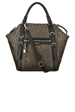 Nine West Lock Up Tote Multi Pattern