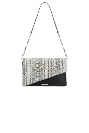 Nine West Strong Angles Clutch Multi Pattern