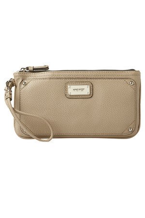 Nine West Table Treasures Wristlet Natural