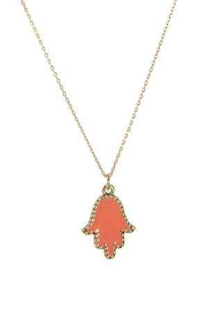Alexandra Beth Designs Hamsa Necklace