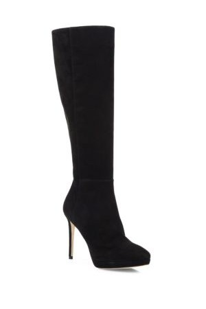 Jimmy Choo Hoxton 100 Tall Suede Boots