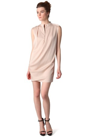 31 Phillip Lim Draped Front Sleeveless Dress