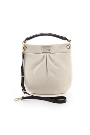 Marc By Marc Jacobs Classic Q Colorblocked Hillier Hobo Bag from Shopbop