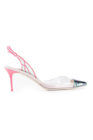 Sophia Webster Mimi Butterfly Pumps