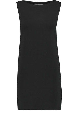 10 Crosby by Derek Lam 10 Crosby By Derek Lam Cutout Stretch Jersey Mini Dress Black