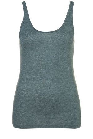 Topshop Basic Scoop Neck Vest