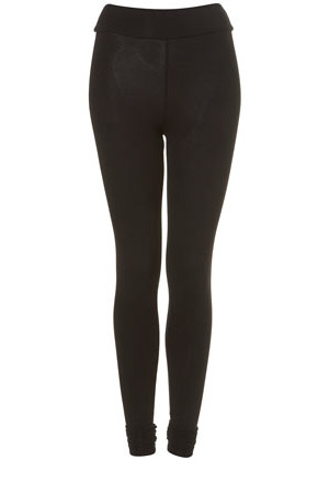 Topshop High Waist Extra Long Leggings