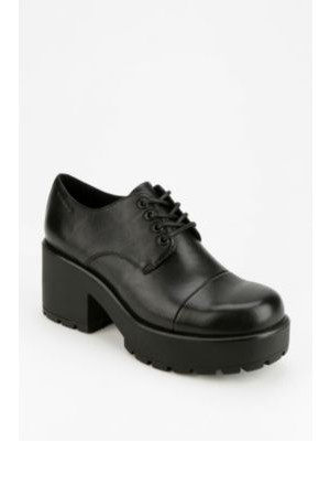 Vagabond Dioon Leather Oxford