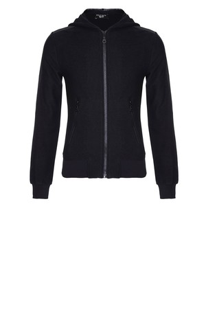 Pocket Sport The Black Hoody