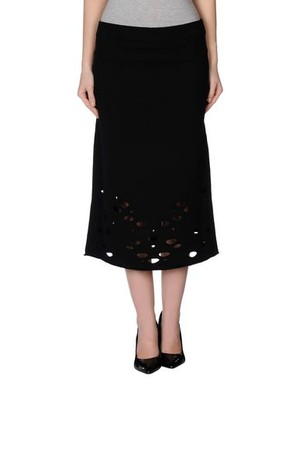 Oblique 34 Length Skirts Item 35249381