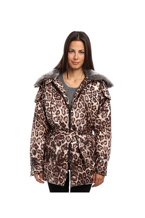 Vivienne Westwood Anglomania Adaption Puffer Leopard