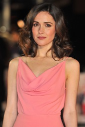 Rose Byrne pink dress January 2013 premiere