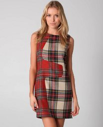 winter fashion trends plaid tartan