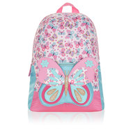 Accessorize Butterfly Nylon Backpack