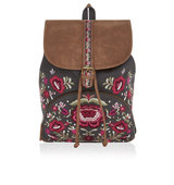 Accessorize Carolina Folk Embellished Backpack