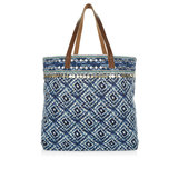 Accessorize Ferne Printed Beach Bag