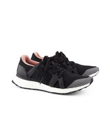 Adidas By Stella Mccartney Black Ultra Boost Running Trainers
