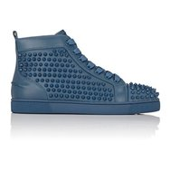 Christian Louboutin Mens Louis Flat High