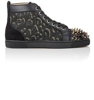 Christian Louboutin Mens Louis Pik Pik Sneakers