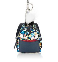 Fendi Mens Micro Backpack Bag Charm