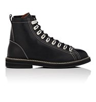 Givenchy Mens Tyrol Lb Leather Boots