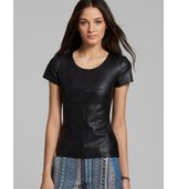 Bailey 44 Top Mermaid Faux Leather