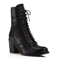 Belstaff Hindley Lace Up Booties