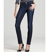 DL1961 Jeans Coco Curvy Straight in Solo Wash