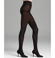 Donna Karan Hosiery Sueded Jersey Control Top Tights