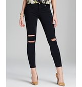 J Brand Jeans Photo Ready Ankle Skinny in Blue Mercy