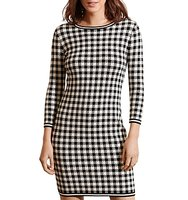 Lauren Ralph Lauren Gingham Dress