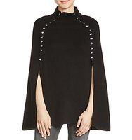 Maje Mood Knit Cape