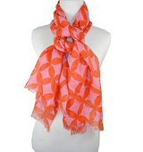 pr by pr cashmere Hot Sour Collection GROOVY SCARF