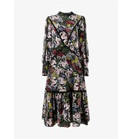 Erdem Floral Printed Oriana Dress