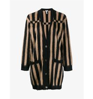 Loewe Striped Knitted Cardigan
