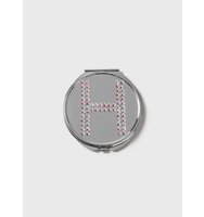 Dorothy Perkins H Initial Compact Mirror