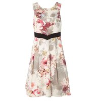Dorothy Perkins Luxe Multi Floral Prom Dress