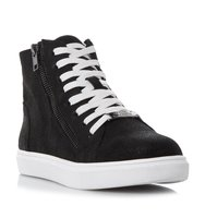 Earnst Sm Lace Up High Top Trainer