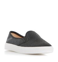 Elsaa Round Toe Slip On Trainer