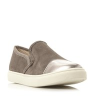 Emuse Sm Contrast Toecap Slip On Trainer