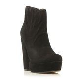 Joanie Sm High Heel Patform Ankle Boot