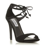 Semona Sm Two Part Lace Up High Heel Sandal
