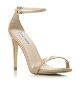 Stecy Sm Two Part Ankle Strap Heel Sandal